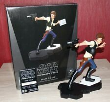 Han Solo Animated Maquette – Star Wars – Gentle Giant – 2695/3000