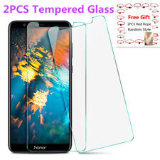 2X 9H Premium Tempered Glass Cover Screen Protector For Huawei Y6S P Smart Honor