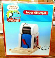 Thomas & Friends: Sodor Oil Depot & Tanker - NEW - FREE Shipping