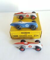 Dinky Toys 1950's Trade Pack Racing Cars No: 23a/220 exceptional condition