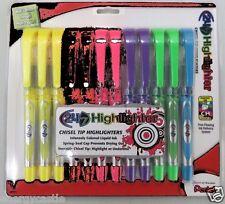 Pentel 24/7 Chisel Tip Highlighters 12 Pack (25091)