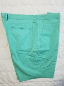 1 NWT B.DRADDY MEN'S SHORTS, SIZE: 38, COLOR: CASH (GREEN)(J92)