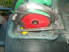HITACHI 675B2 CORDED CIRCULAR SAW 110V-1670W 185mm WITH CASE GWO