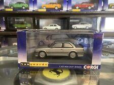Vanguards BMW E30 Coupe 325i Sport M-Tech 1 Lachs Silver 1/43 MIB Ltd Ed VA13400