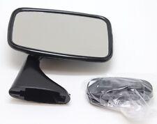 CLASSIC MINI TEX BLACK DOOR MIRROR R/H M68990E O/S AUSTIN MORRIS COOPER 8D4