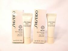 Lot/2 Shiseido Ibuki Eye Correcting Cream ~ .07 oz x 2 ~ BNIB