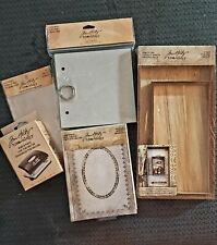 Nwot Lot of Tim Holtz Products
