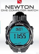 CressiSub Newton Wrist Watch Computer - Nitrox Capable - NIB - Authorized Dealer
