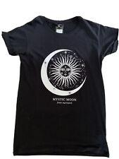 New Look Black Mystic Moon Tshirt