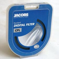 Jacobs Digital 82mm Polarizador Circular CPL Filtro RRP £ 59.99 CIR-PL Nuevo