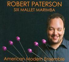 Robert Paterson: Six Mallet Marimba, New Music
