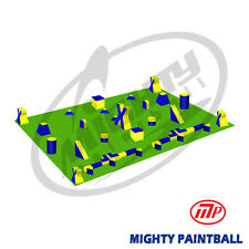 Mp Paintball Field - 5 Man Pro Xtreme Package- 35 Smart-Bunkers (Mp-Xt-5Pro)