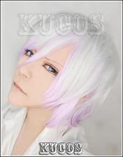 Cosplay wig DIABOLIK LOVERS Sakamaki Subaru short purple Anime hair costume wigs