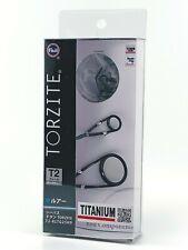 Fuji original T2-Kltg25H9 Torzite Ring Titanium Frame Guides set Free Shipping!