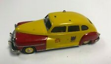 vintage Agm Models Desoto New York Taxi Cab metal discounted for parts or repair