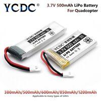 380-1200mAh 3.7V 25C 1S Ersatz Li-Po Batterie Für SYMA X5C-1 X5SC GOOLRC T37 ED