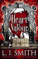 Heart of Valour por L. J. Smith (Libro De Bolsillo, 2010) Nueva