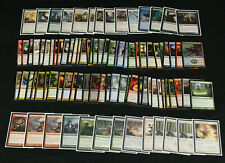 Lot of 90 MTG Magic Cards w/Rare to Mythic Innistrad, Theros, Dark Ascension, ++