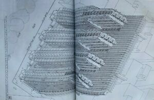 1962 The Drawings Of Frank Lloyd Wright w 300 plates