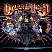 Dylan & the Dead: Live Bob Dylan & The Grateful Dead CD Jan-1989 Columbia USA