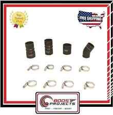 BD DIESEL Intercooler Hose & Clamp Kit Ford 6.0L PowerStroke  2003-07 # 1047035