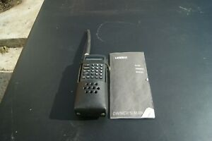 UNIDEN BC80XLT 50 CHANNEL CSANNER 800MHz WITH PUCH CASE  IN GREAT CONDITION