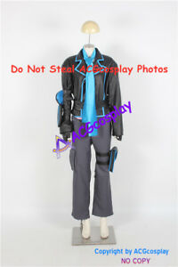 Saints Row Matt Miller Cosplay Costume Jacket only faux leather made