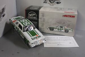 2003 Darrell Waltrip 1979 Gatorade Monte Carlo 1/24 Action Diecast Autographed