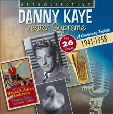DANNY KAYE - JESTER SUPREME NEW CD