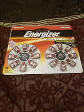 ENERGIZER 312 EZ Turn & Lock Hearing Aid Batteries 16 to a Package