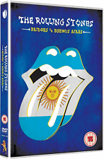 THE ROLLING STONES 'BRIDGES TO BUENOS AIRES' DVD Released 08/11/2019