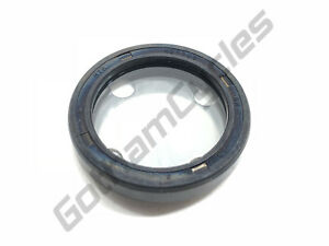 OEM Ducati Engine Motor Clutch Cover Housing Oil Level Sight Glass Window Seal
