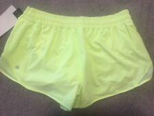 BNWT Lululemon Faded Zap Hotty Hot Short II Size 12--FZAP