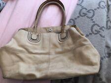 Episode HANDBAG EMBOSSED FAUX LEATHER DEEP PURPLE bag purse Antique Brass C1