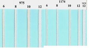Lace Renaissance 975 1174 White Ecru 6 8 10 12 Bobbin Cotton 25 Meters 27 Yards