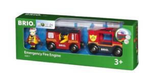 Brio Rescue Fire Truck