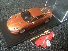 SPARK S2168 ASTON MARTIN VIRAGE 2012 1/43 SCALE RESIN MODELCAR