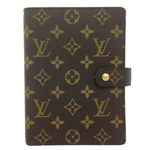 Louis Vuitton Monogram Agenda MM Notebook Cover /C1209