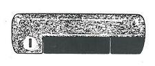 Maniglia porta sx con chiave Fiat 127 3° serie