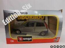 Burago 1:24 1999 FIAT PUNTO MK1 Silver boxed