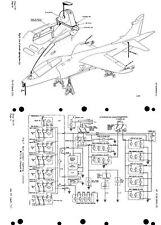 Harrier Jump Jet Service Maintenance Manual T4 Mk4 RARE RAF CD from original