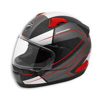 DUCATI Arai QV-Pro Recon Integralhelm Helm Helmet schwarz grau matt NEU