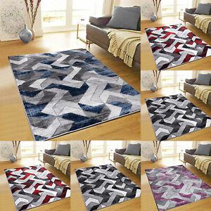 Washable Large/Small Area Rug Cheap Modern Carpet Living Room Runner Bedroom Mat