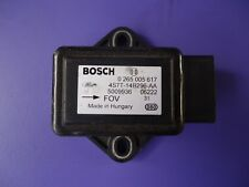 Ford Mondeo III MK3 Lateral Acceleration Sensor Bosch 0265005617 4S7T-14B296-AA