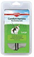 Kaytee  Comfort Harness Large Plus Strechy Leash