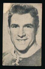 1952-53 St Lawrence Sales (QSHL) #96 NORM DUSSAULT (Chicoutimi) -Canadiens