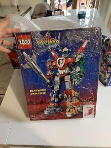LEGO IDEAS 21311 VOLTRON - GOLION