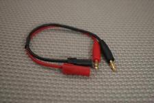 XT150 TO BANANA PLUG BATTERY CHARGE  CABLE CONNECTOR USA SELLER