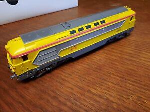 Locomotive CC 68537 roco