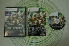 Steel Battalion heavy armor xbox 360 pal
